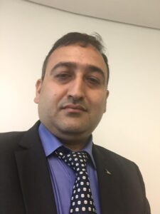 Govind Abkari - Scrum Trainer and Agile Coach