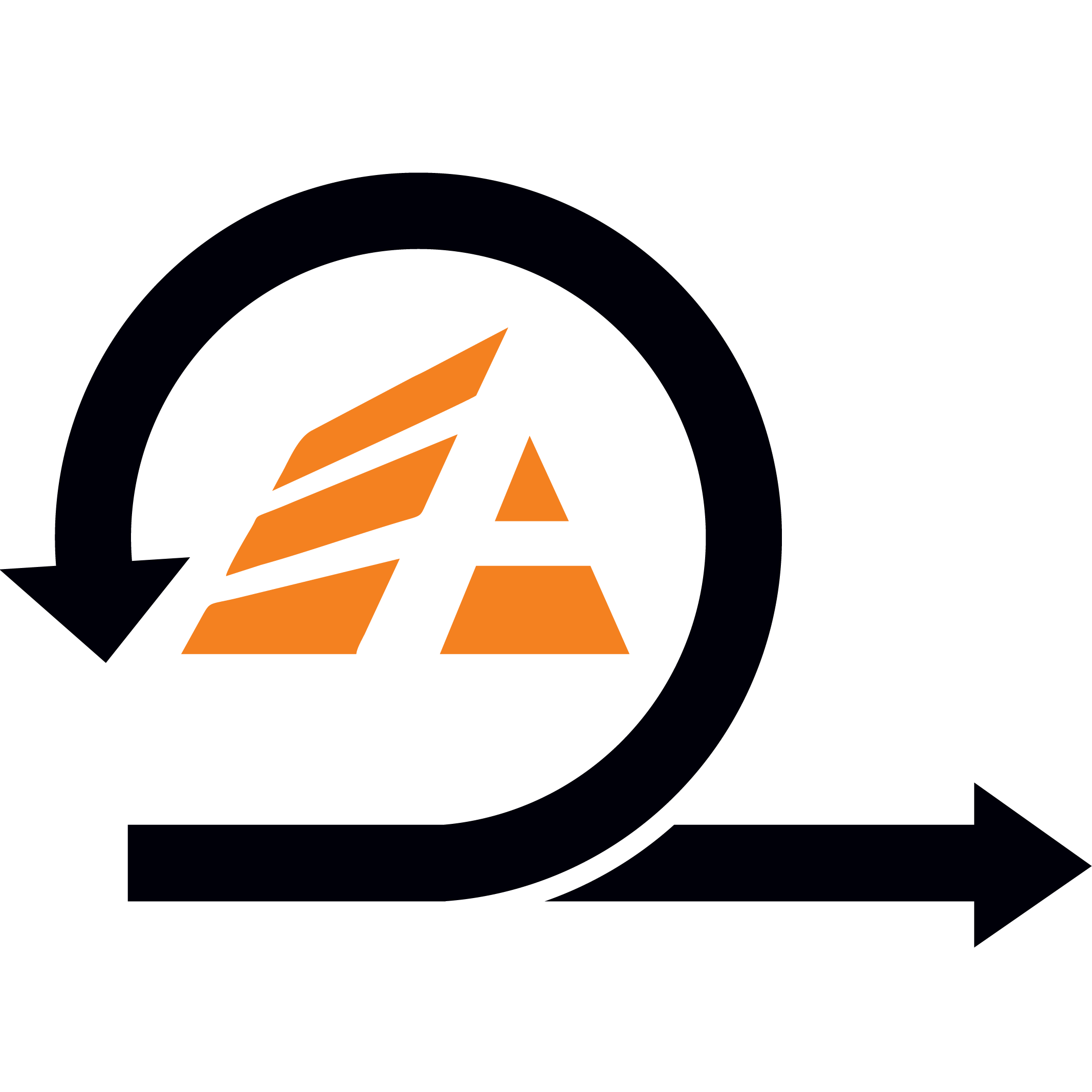 efficient agile logo